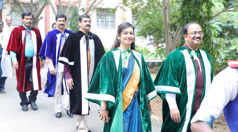 8th Graduation Day Ceremony @ Nehru Institute of Engineering & Technology