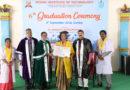 6th Graduation Day – Nehru Institute of Technology