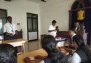 Moot court presentation – Nehru Academy of Law
