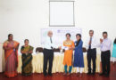 First prize in Paper presentation competition
