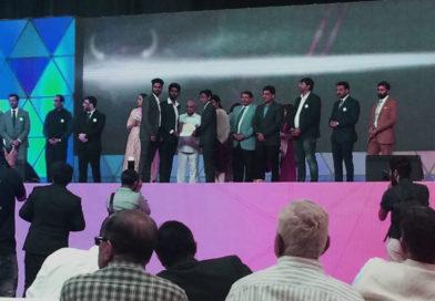 NGI Student team has won in Vibrant Gujarat_Grand_Challenge held at Gandhinagar, Gujarat