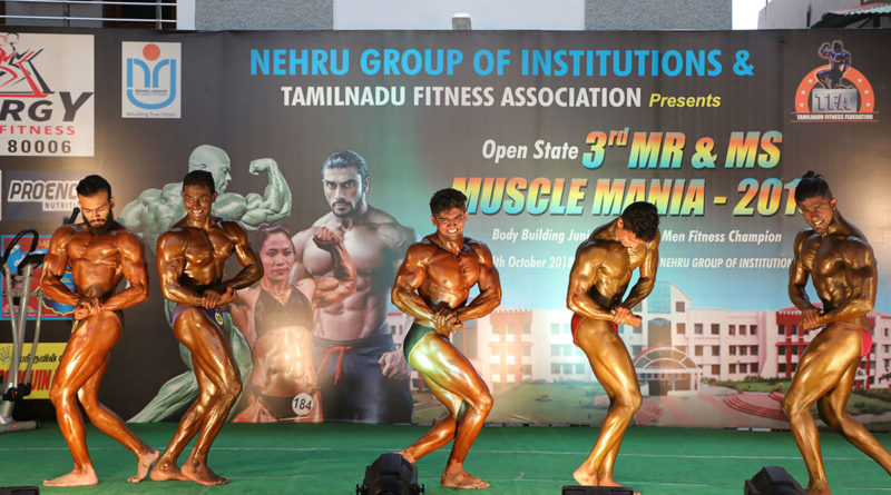 Mr. & Ms. Muscle Mania 2018