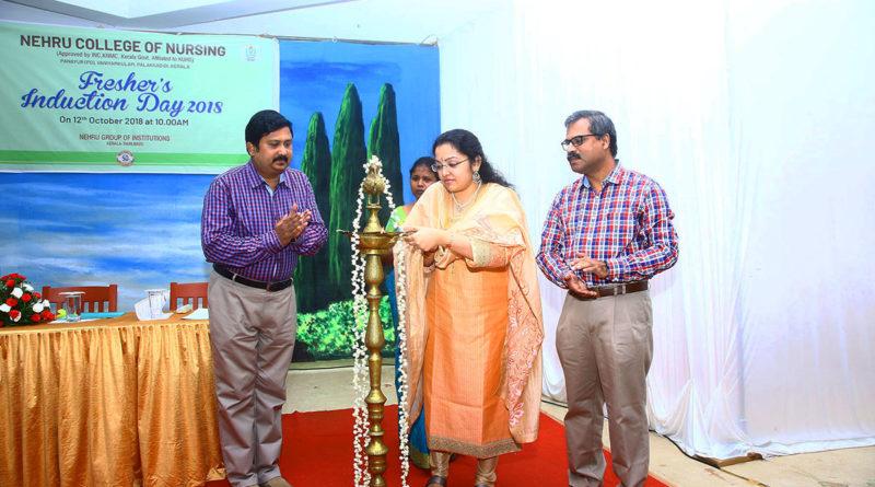 Induction Day- 2018 Programme- Nehru College of Nursing