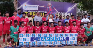 6th NEHRU TROPHY 2018