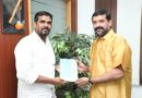 Jaison, one of the unsung heroes during the hardship Kerala faced recently