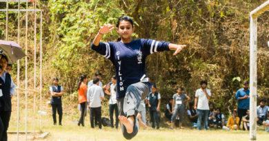 Sports Day Photos -JCET Oorja 1.0