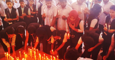 Homage to Pulwama martyrs  – NCERC