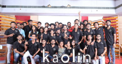 Kaolin 2019 – A National level short film festival